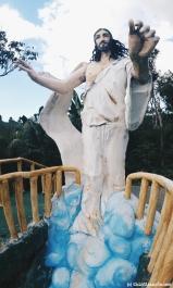 126 steps from Mama Mary Shrine
