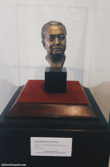 Bust of Elpidio Quirino