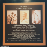 Elpidio's career
