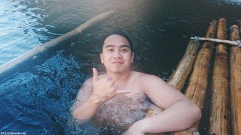 Pinsal Falls swim