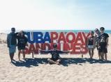 Subapaoay Sand Dunes Signage
