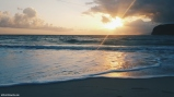 Sunrise by Pagudpud Beach